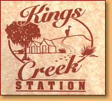 Kings Creek Station - WA Accommodation