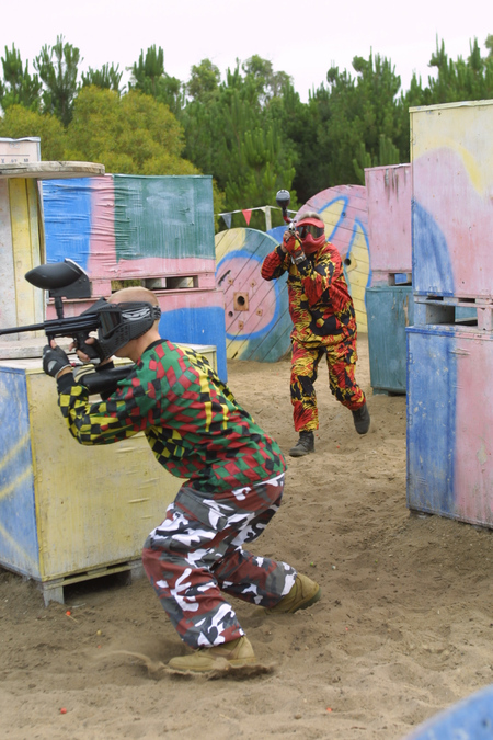 Paintball Skirmish Perth - WA Accommodation