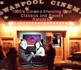 Swanpool Cinema - WA Accommodation