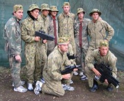 Challenge Paintball  Laser Skirmish - WA Accommodation