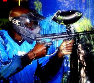 Melbourne Indoor Paintball - WA Accommodation