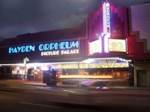 Hayden Orpheum Picture Palace - WA Accommodation