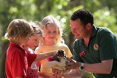 Cleland Wildlife Park - WA Accommodation