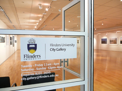 Flinders University City Gallery - WA Accommodation