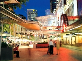 Queen Street Mall - WA Accommodation