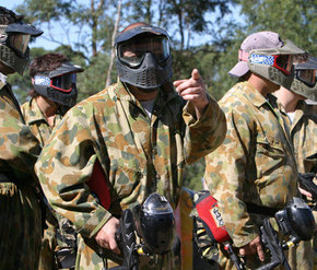 Action Paintball Games - Perth - WA Accommodation