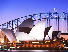 Sydney Opera House - WA Accommodation