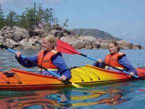 Magnetic Island Sea Kayaks - WA Accommodation