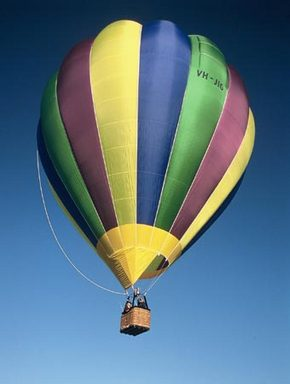 Balloon Safari - WA Accommodation