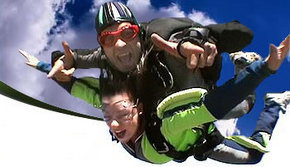 Adelaide Tandem Skydiving - WA Accommodation