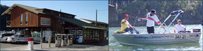 Brooklyn Central Boat Hire  General Store - WA Accommodation