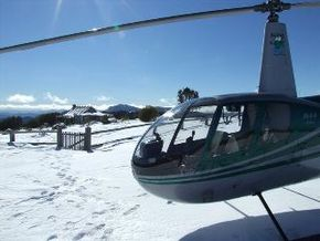 Alpine Helicopter Charter Scenic Tours - WA Accommodation