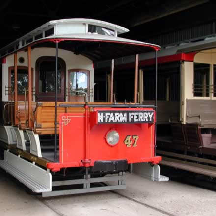 Brisbane Tramway Museum - WA Accommodation