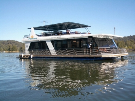 Able Hawkesbury River Houseboats - WA Accommodation