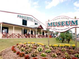 Proserpine Historical Museum - WA Accommodation