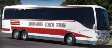 Bundaberg Coaches - WA Accommodation