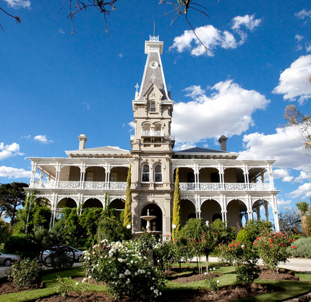 Rupertswood Mansion - WA Accommodation