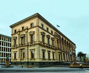 Old Treasury Building - WA Accommodation