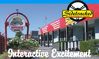 Sidetracked Entertainment Centre - WA Accommodation