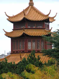 Chinese Garden of Friendship - WA Accommodation