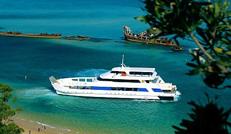 Queensland Day Tours - WA Accommodation