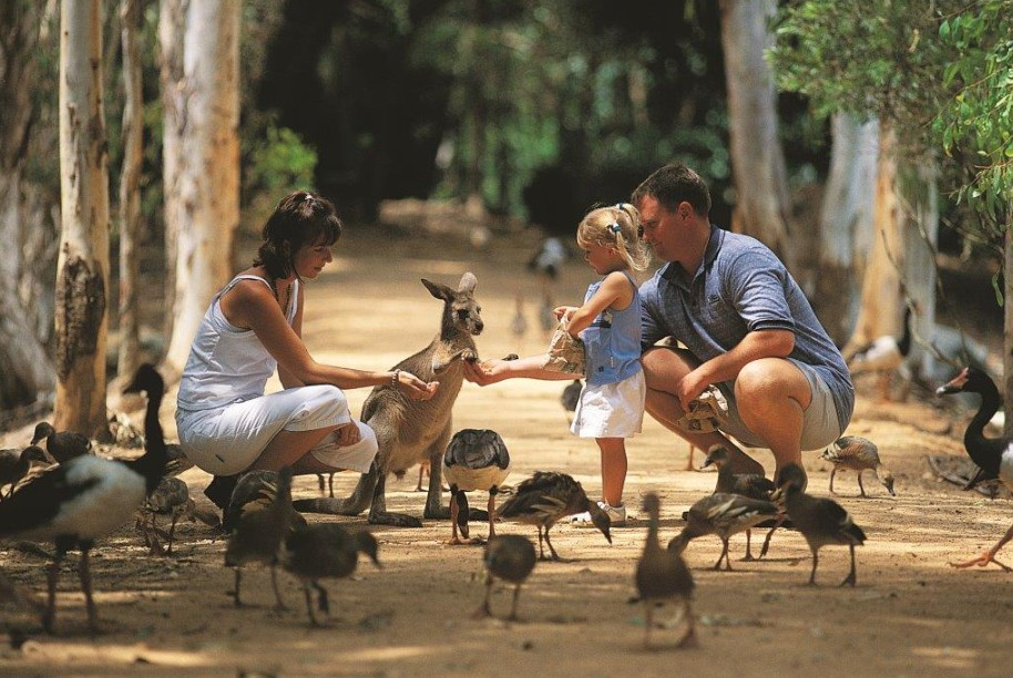 Billabong Sanctuary - WA Accommodation