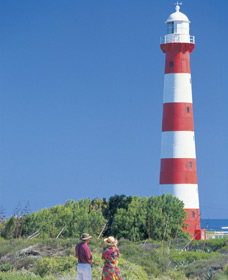 Point Moore Lighthouse - WA Accommodation
