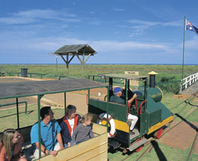 Carnarvon Tramway - WA Accommodation