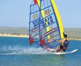 Windsurfing and Surfing - WA Accommodation