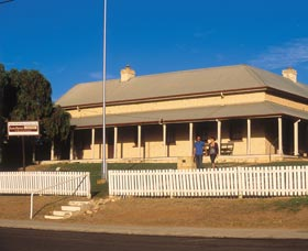 Irwin District Museum - WA Accommodation