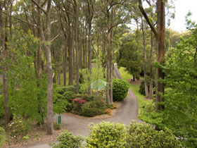 Mount Lofty Botanic Garden - WA Accommodation