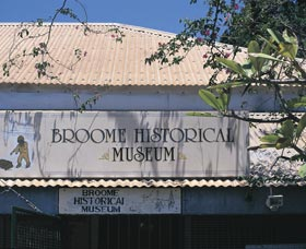 Broome Historical Society Museum - WA Accommodation
