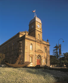The Albany Town Hall - WA Accommodation
