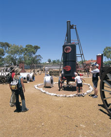 Ben Prior's Open Air Museum - WA Accommodation