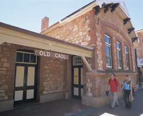 Old Coolgardie Gaol - WA Accommodation