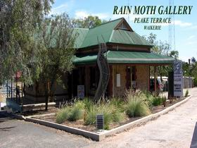 Rain Moth Gallery - WA Accommodation