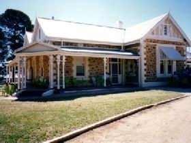 The Pines Loxton Historic House and Garden - WA Accommodation