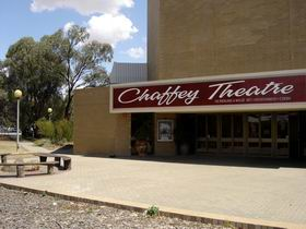 Chaffey Theatre - WA Accommodation
