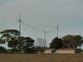 Wattle Point Wind Farm - WA Accommodation