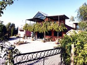 The Terrace Gallery at Patly Hill Farm - WA Accommodation
