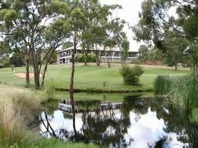 Flagstaff Hill Golf Club and Koppamurra Ridgway Restaurant - WA Accommodation