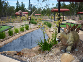 Barossa Bowland and Mini Golf - WA Accommodation