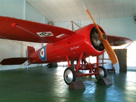 Captain Harry Butler Red Devil Monoplane Memorial - WA Accommodation