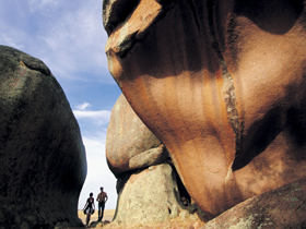 Murphy's Haystacks - Ancient Granite Rock - WA Accommodation