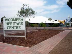 Woomera Heritage and Visitor Information Centre - WA Accommodation