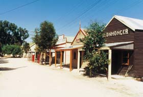 Old Tailem Town Pioneer Village - WA Accommodation