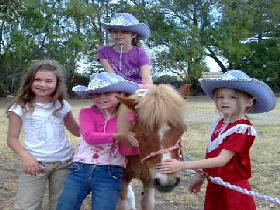 Amberainbow Pony Rides - WA Accommodation