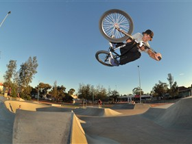 Sensational Skate Park - WA Accommodation