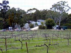 Jeanneret Wines - WA Accommodation
