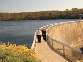 Whispering Wall - WA Accommodation